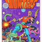 STAR HUNTERS #1 DC Comics 1977