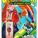 METAMORPHO #7 DC Comics 1966