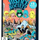 The LAST DAYS JUSTICE SOCIETY OF AMERICA #1 DC Comics 1986