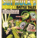 SGT ROCK PRIZE BATTLE TALES 80 PAGE GIANT #7 DC Comics 1967
