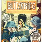 BLITZKRIEG #1 DC War Comic 1976