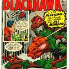 BLACKHAWK #218 DC Comics 1966 Monster Cover