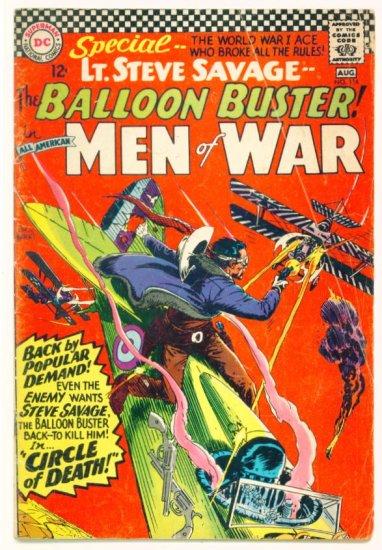 ALL AMERICAN MEN OF WAR #116 DC Comics 1966