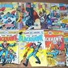 BLACKHAWK Lot of 15 DC War Comics 1976 - 1983