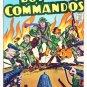 BOY COMMANDOS #1 and #2 DC Comics 1973 Joe Simon Jack Kirby