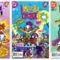 MUCHA LUCHA #1 #2 and #3 Full Run of DC Comics 2003
