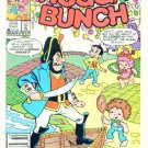 HUGGA BUNCH #1 Marvel Comics 1986