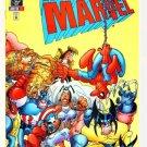 SERGIO ARAGONES MASSACRES MARVEL #1 Marvel Comics 1996