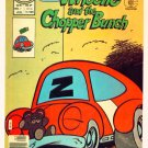 WHEELIE and the CHOPPER BUNCH #7 Charlton Comics 1976 Hanna-Barbera