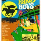 The HARDY BOYS #3 Gold Key Comics 1970 Cartoon
