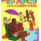 FAT ALBERT #8 Gold Key Comics 1975 The Cosby Kids