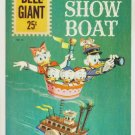 UNCLE SCROOGE SHOW BOAT Dell GIANT Comics 1961