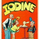 LITTLE IODINE #5 Dell Comics 1951