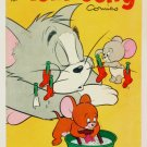 TOM and JERRY #125 Dell Comics 1954
