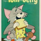 TOM and JERRY #200 Dell Comics 1961