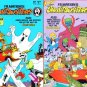FILMATIONS GHOSTBUSTERS #1 #2 #3 #4 First Comics 1986 FULL RUN