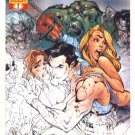 ARMY of DARKNESS ASHES Directors Cut #1 DD Comics 2004
