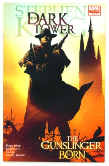 Stephen King The DARK TOWER #1 Marvel Comics 2007 NM