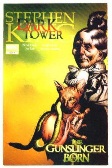 Stephen King The DARK TOWER #5 Marvel Comics 2007