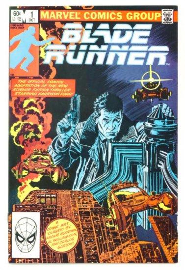 BLADE RUNNER #1 Marvel Comics 1982 NM