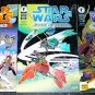 STAR WARS RIVER of CHAOS #1 #2 #3 Lot Dark Horse Comics