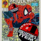 SPIDER-MAN #1 Marvel Comics 1990 NM Bagged with UPC