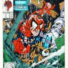 SPIDER-MAN #5 Marvel Comics 1990 NM McFarlane
