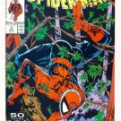 SPIDER-MAN #8 Marvel Comics 1991 NM Wolverine