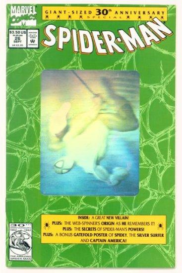 SPIDER-MAN #26 Marvel Comics 1992 NM  Holo Cover