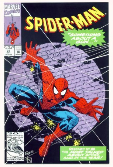 SPIDER-MAN #27 Marvel Comics 1992 NM