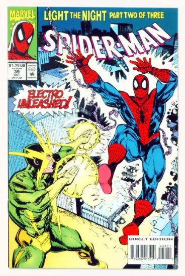 SPIDER-MAN #39 Marvel Comics 1993 NM