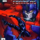 GI JOE VS TRANSFORMERS #1 Image Comics 2003 #1A