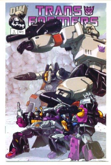 TRANSFORMERS #1 Dreamwave Comics 2003  #1B