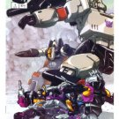 TRANSFORMERS #1 Dreamwave Comics 2003  #1B