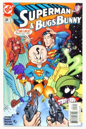 SUPERMAN and BUGS BUNNY #2 DC Comics 2000 NM