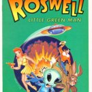 ROSWELL LITTLE GREEN MAN #1 Bongo Comics 1996