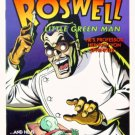 ROSWELL LITTLE GREEN MAN #3 Bongo Comics 1996