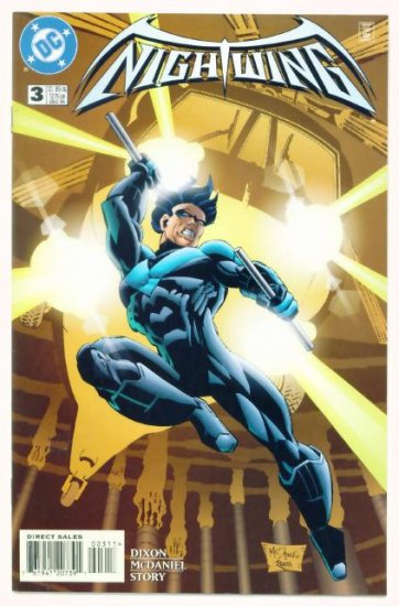 NIGHTWING #3 DC Comics 1996 NM