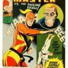 JUDO MASTER #92 (#4) Charlton Comics 1966 Sarge Steel