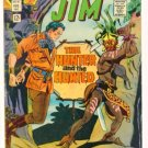 JUNGLE JIM #25 Charlton Comics 1969