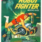 MAGNUS Robot Fighter #21 Gold Key Comics 1968 Russ Manning
