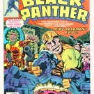 BLACK PANTHER #1 Marvel Comics 1976 Jack Kirby FINE