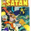 The SON of SATAN #4 Marvel Comics 1976