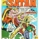 The SON of SATAN #5 Marvel Comics 1976