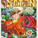 MARVEL SPOTLIGHT #13 Marvel Comics 1974 Third Appearance The SON of SATAN