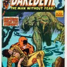 DAREDEVIL #114 Marvel Comics 1974 MAN-THING