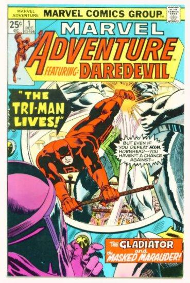 DAREDEVIL Marvel Adventure #1 Marvel Comics 1975