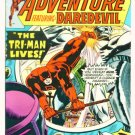 DAREDEVIL Marvel Adventure #1 Marvel Comics 1975