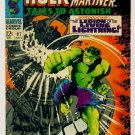 TALES to ASTONISH #97 Marvel Comics 1967 The Hulk