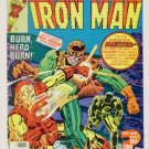 IRON MAN #92 Marvel Comics 1976